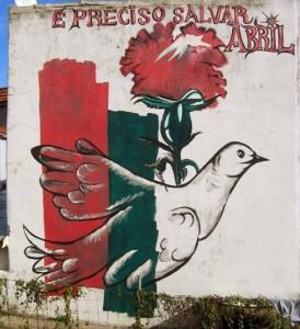 Mural en Oporto.