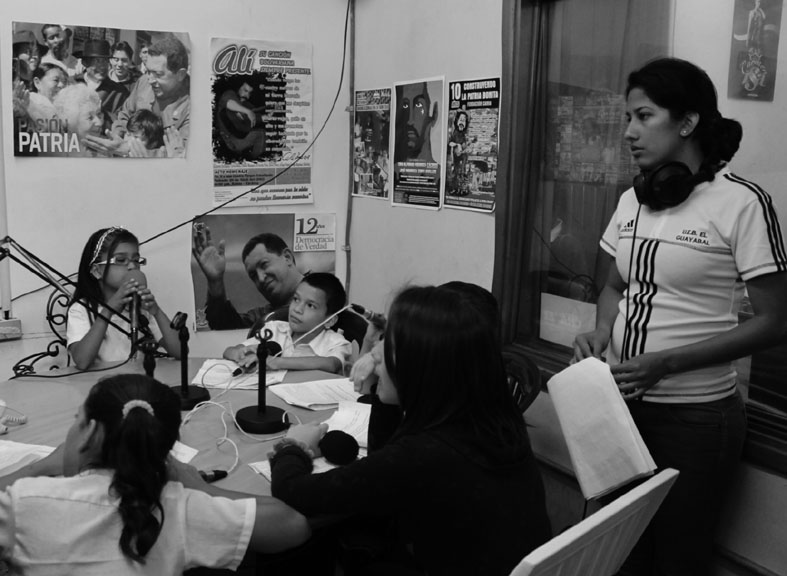 Kania FM (Venezuela). Fotografía: M. Cruz Tornay.