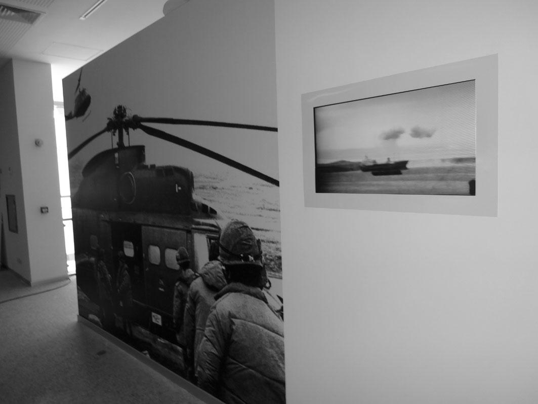 Fotografía: Hector Rolando Francia Arambarri, Asociación Civil Combatientes de Malvinas de Avellaneda.