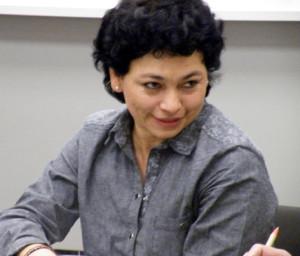 Blanca Lucía Valencia Molina. Fotografía: Pablo Diez.