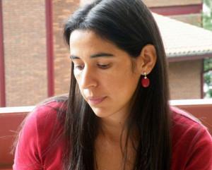 Denia Mejia. Fotografía: Beatriz Plaza.