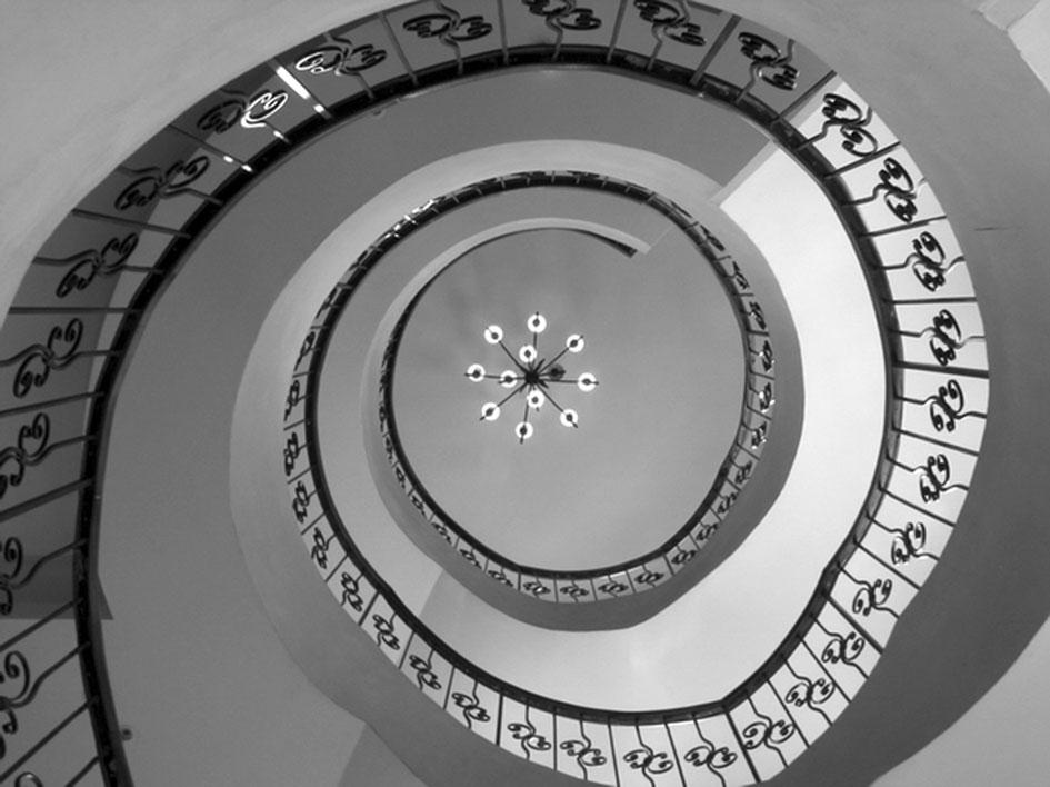Escaleras en Mozambique. Fotografía: Kool Skatkat (www.flickr.com).