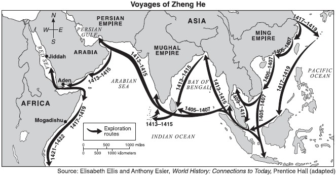1505_voyages-of-zheng-he-map