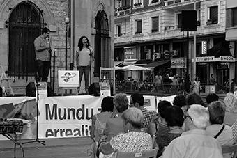 Fotografías: Coordinadora de ONGD de Euskadi / Euskadiko GGKEen Koordinakundea.