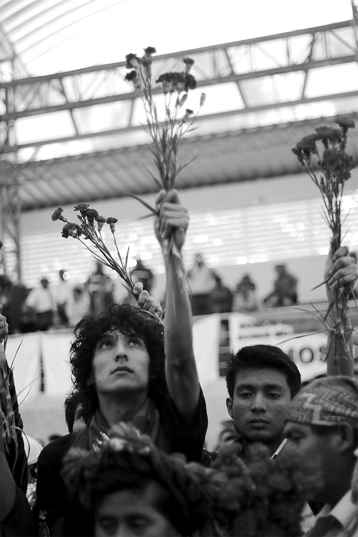 Fotografías: Roderico Y. Díaz. Centro de Medios Independientes de Guatemala.