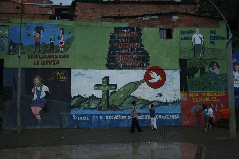 mural de Medellín