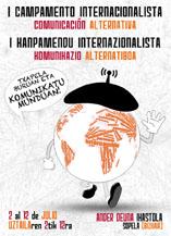 Aplazado el I Campamento Internacionalista de Comunicación Alternativa