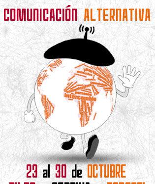 Semana de la comunicación alternativa. Actividades del 23 al 29 de octubre en Bilbao, Gernika y Donosti