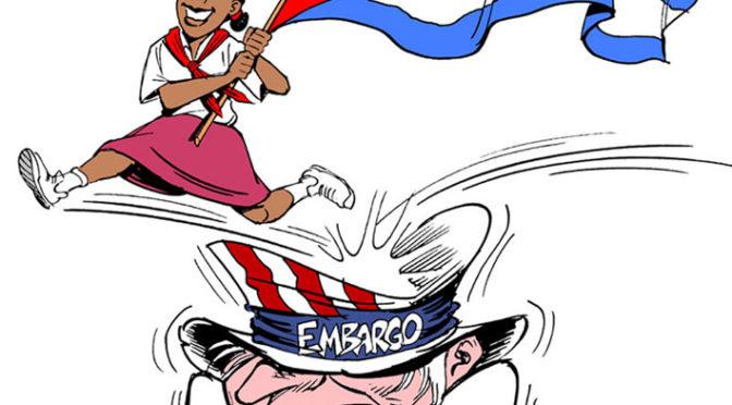 (Cast) USAID- NED, el rio que lleva a Rosa María Payá